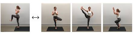 creativity in yoga sequencing with
