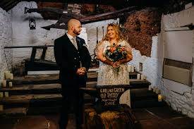 With a lower age of consent for marriages than england, many. Fun Happy Gretna Green Elopement Held In 2020