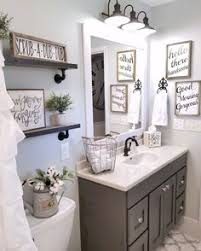 Amazing 20 Wall Decorating Ideas For Your Bathroom Simple Of Home