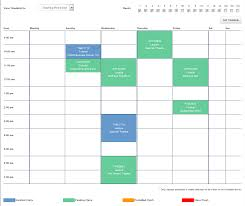Class Timetable Class Timetable Guide UNSW Current Students 1