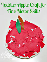 art and craft ideas for toddlers pinterest. paper plate toddler apple craft for fine motor skills practice! an easy, but fun art and ideas toddlers pinterest g
