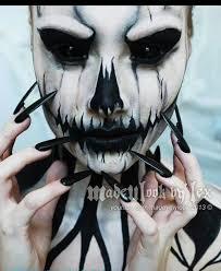pumpkin king nightmare before inspired makeup costume