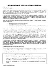 Example Letter Of Complaint To Nhs Save Dentist Plaint Letter