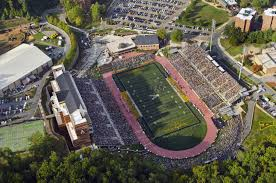 Appalachian States Kidd Brewer Stadium Cant Wait For This