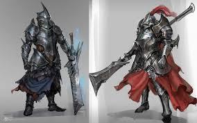Cool Armor Designs Artstation Knight Armor Sketch Jeremy Chong