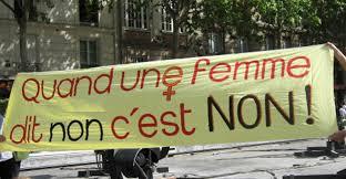 Quand une femme dit NON, l'agresseur s'en fout. - Féministes ...