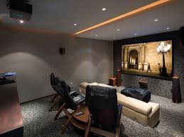 Basement Media Room Basement Media Rooms Pictures Options Tips Ideas Hgtv