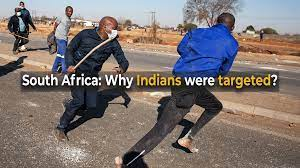 Why Indians are being targeted in South ...