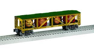 lionel santas flyer lionel trains 6 83312 santas cookies flatcar