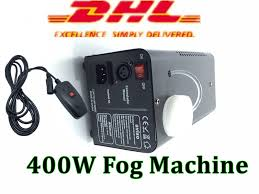 400w smoke machines disco fog machine professional dj lighting equipment mini 400w fog machine with cable control in stage lighting effect from lights