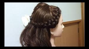 成人式で人気の編み込みの髪型を紹介アレンジにヘアアクセサリーも