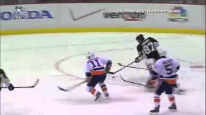 penguins flyers highlights mike lange