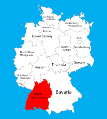 Please consult with your administrator. Seven Maps That Explain The German State Of Baden Wurttemberg The Local