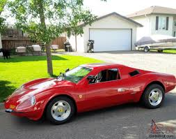 We'll review the issue and make a decision about a partial or a full refund. Replica Kit Makes Ferrari Dino For Sale