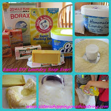 easiest diy laundry soap recipe ever