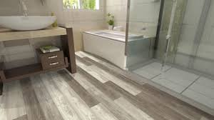room rock solid rigid core athens oak engineered vinyl plank with attached pad