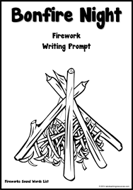 Dotted Line Template Guy Fawkes Day Firework Dotted Line Writing Template Abc