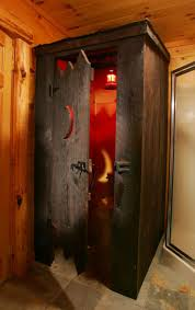 Log Cabin Bathroom Decor 17 Best Ideas About Rustic Cabin Bathroom On Pinterest Small