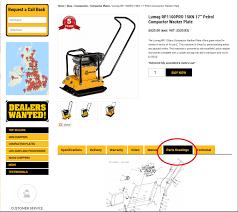 Lumag Parts | Lumag Machinery for Lumag Dealers