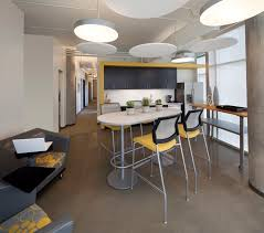 Small Office Kitchen Corporate Culture And Office Design The Bradford Group