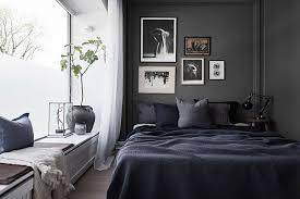 the surprising dark accent walls trend