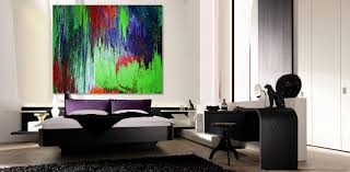 Paintings For Living Rooms Dise Os De Interiores Living Moderno Room With Lots Of Color In