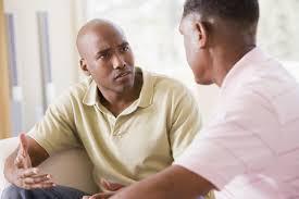 black man looking in mirror. black man looking in mirror a