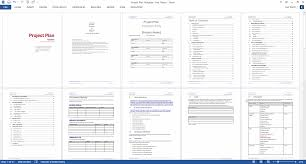 Plan Templates In Word Project Plan Template Download MS Word Excel Forms Spreadsheets 11