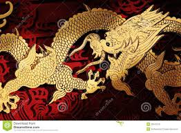 traditional chinese dragon painting religious tradition