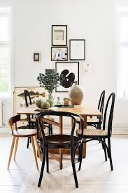 the dos and don ts of mastering mismatched dining chair mydomaine cozy armchair for table intended