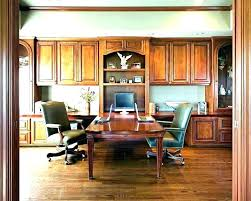 home office for 2. Exellent Home Multi Person Desk Two Home Office With 2 Intended For Regarding Decor 19 On