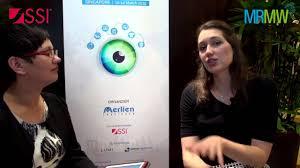Interview with Juliana Smith Holterhaus, LUMI @ MRMW Asia 2015 - YouTube