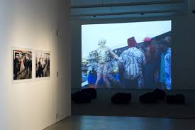 steven cohen and elu uninvited working with restrictions 2006 installation view at bard photo chris kendall