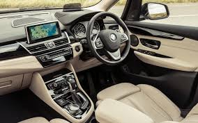 Coupe Series bmw 2 series active tourer : BMW 2 Series Active Tourer 2014 Dashboard FrontSeatDriver.co.uk ...