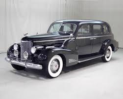 1940 cadillac v16 sedan hyman ltd clic cars