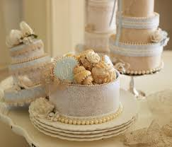 Decorative Cookie Boxes Cookie Assortment in Wedding Cake Boxes by Julia M Usher Photo 89