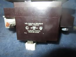 Cutler Hammer C300fn3 Series A1 Thermal Overload Relay 1 Year Warranty
