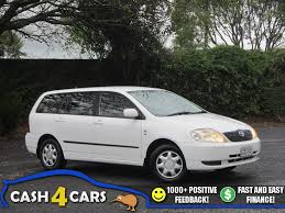 2002 Toyota Corolla NZ New! Manual! $1 Reserve!! ** $Cash4Cars ...