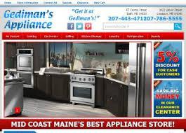 Gediman S Appliances Bath Maine Gedimans Appliances Bath ME 67 Gediman S Appliances Bath Maine