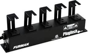 furman plug lock locking strip