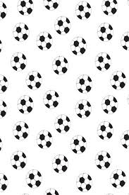 Soccer Ball Pattern Simple Soccer Ball Pattern By Valerie Waters