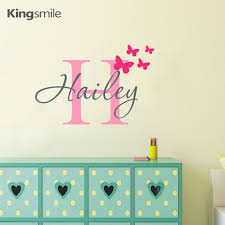personalized name initial butterfly stars vinyl wall art stickers scheme of name wall decals on stars vinyl wall art with personalized name initial butterfly stars vinyl wall art stickers