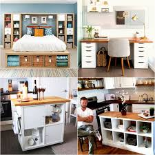 Image Ideas Smart Great Ikea Hacks Take Full Advantage Of The Functional Structures Of Ikea Furniture To Save Time And Money In The Diy Process Piece Of Rainbow 20 Smart And Gorgeous Ikea Hacks Great Tutorials Piece Of