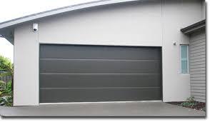 flat panel garage doorflat panel garage door  Google Search  redo  Pinterest  Garage