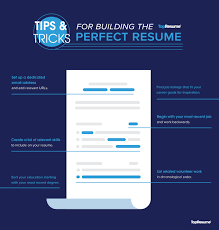 how to write resume with 11 steps to writing the perfect resume topresume