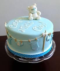10 Cute Baby Boy First Birthday Cake Ideas 2019