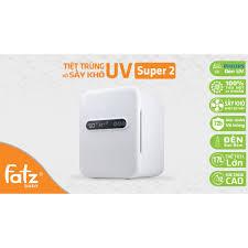 Review máy tiệt trùng sấy khô uv fatzbaby fb4706sl