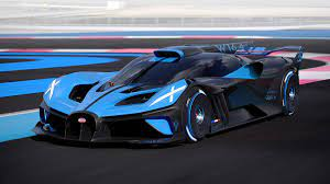 Bugatti says that in simulations, the car is capable of lapping the le mans'. Bugatti Bolide Is An Insane Track Only Hypercar With Morphing Skin Roadshow