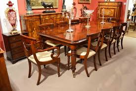 Large Oak Dining Table Seats 10 Dining Tables And Chairs Tables Antique Oak Refectory Dining Table