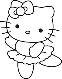 Hello Kitty Free Printable Coloring Pages Printable Hello Kitty